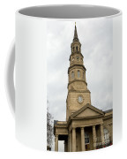 St Phillips Episcopal Church Charleston South Carolina Coffee Mug