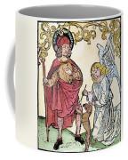 St. Roch (c1350-c1379) Coffee Mug