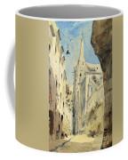 St. Severin Paris Coffee Mug by James Holland