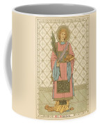 St Stephen Coffee Mug by English School