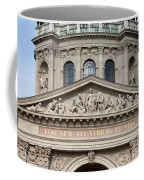St. Stephen's Basilica Closeup Coffee Mug