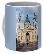 St. Stephen's Basilica In Budapest Coffee Mug