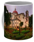 St. Thomas Aquinas Church Large Canvas Art, Canvas Print, Large Art, Large Wall Decor, Home Decor Coffee Mug
