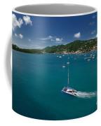St Thomas Usvi Coffee Mug