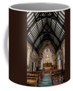 St Tudcluds Church Coffee Mug by Adrian Evans
