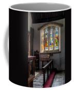 St Tysilio Window  Coffee Mug