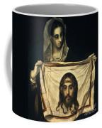 St Veronica With The Holy Shroud Coffee Mug