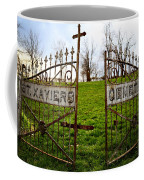 St. Xaviers Cemetery Coffee Mug