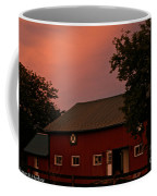 Stable Barn Coffee Mug