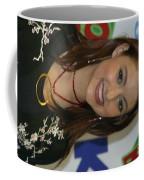 Singer Stacie Orrico Coffee Mug