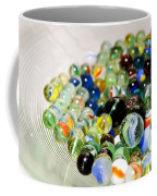 Stack Of Marbles Coffee Mug