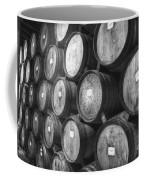 Stacked Barrels Coffee Mug