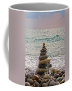 Stacking Stones Coffee Mug
