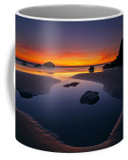 Stacks And Stones Coffee Mug by Mike  Dawson