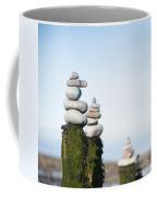 Stacks Squared Coffee Mug