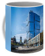 Stadium Place Apartments Coffee Mug