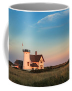 Stage Harbor Lighthouse Coffee Mug