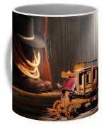 Stagecoach Dream Coffee Mug