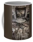 Staged Coffee Mug