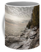 Staggering Shores Coffee Mug
