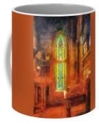 Stained Glass 05 Photo Art Coffee Mug
