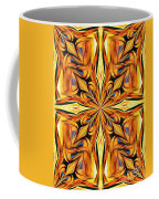 Stained Glass Abstract Coffee Mug