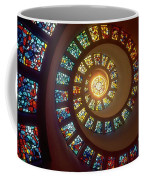 Stained Glass Coffee Mug by Gianfranco Weiss