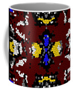 Stained Glass Art Abstract Coffee Mug