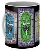 Stained Glass Beauty Coffee Mug