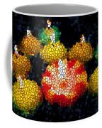 Stained Glass Candle 1 Coffee Mug