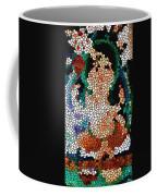 Stained Glass Ganapati Coffee Mug