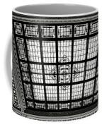 Stained Glass Hoboken Terminal Coffee Mug