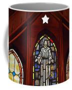 Stained Glass Saviour Coffee Mug