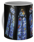Stained Glass Triplets Coffee Mug