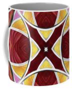 Stained Glass Window 5 Coffee Mug