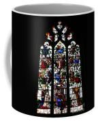 Stained Glass Window I Coffee Mug