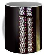 Stained Glass Window In Saint Paul's Episcopal Church-1882 In Tombstone-az Coffee Mug