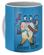 Stained Tooth Coffee Mug