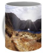 Stair Hole Cove Dorset Coffee Mug
