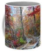 Staircase To Fall Coffee Mug
