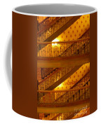 Stairs At The Brown Palace Coffee Mug