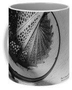 Stairs At The Fort Gratiot Light House Coffee Mug