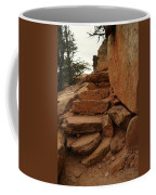 Stairs In The Desert Coffee Mug