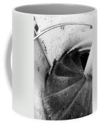 Stairs Leading Downward Into The Catacombs Of Paris France Coffee Mug