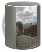 Stairs To Prague Coffee Mug