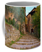 Stairs To The Village Coffee Mug