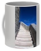 Stairway At Mount Diablo State Park Coffee Mug