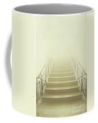 Stairway To Heaven Coffee Mug by Evelina Kremsdorf