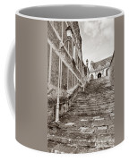 Stairway To Salvation  Coffee Mug by Olivier Le Queinec