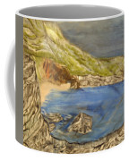 Stairway To The Beach Coffee Mug